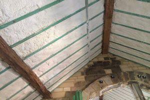 Isolation de toiture et isolation sol de grenier Liège