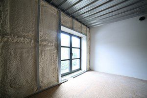 Isolation de mur