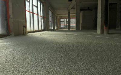 L'isolation du sol : comment ça marche ?