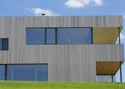 Isolation d'une maison à Liège